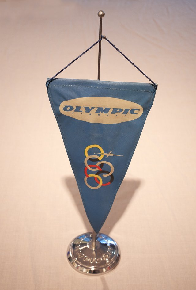 Olympic Airways fanion