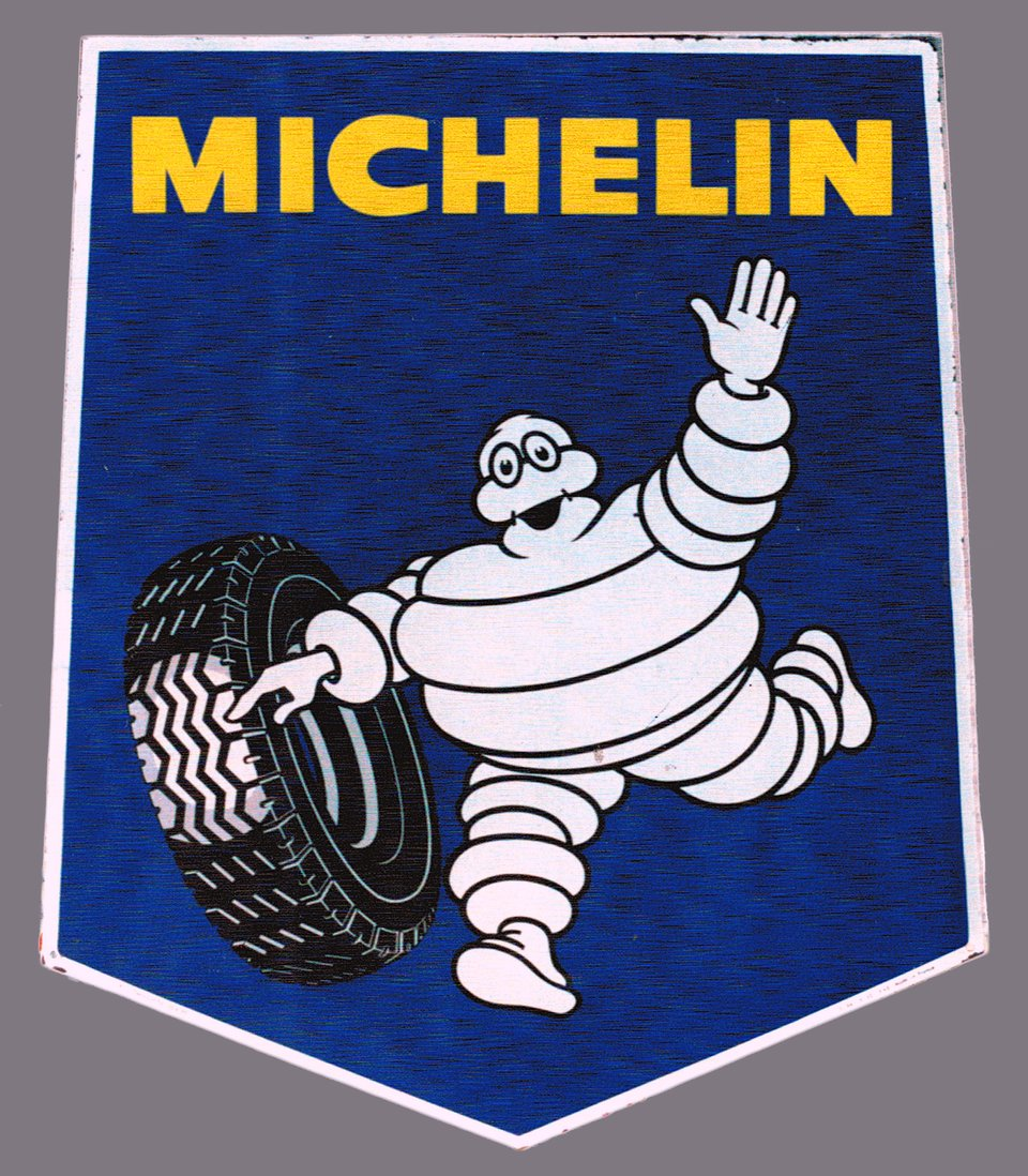 Michelin – Affiche ancienne –  ANONYME – 1969