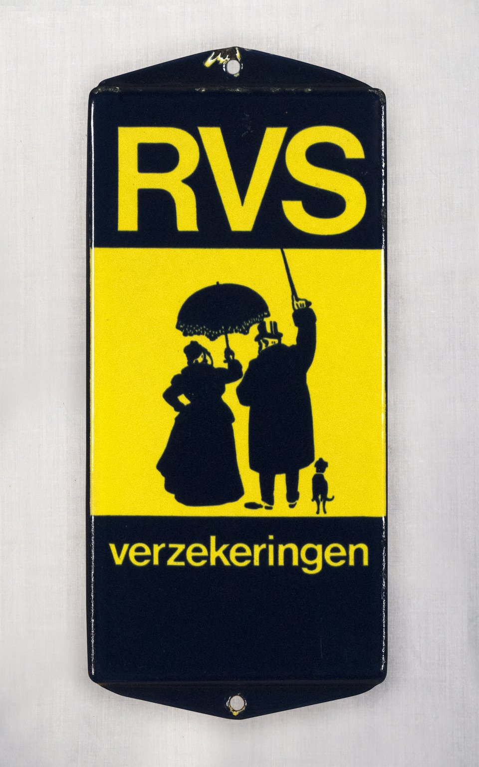 RVS, assurance – Vintage poster – ANONYME – 1940