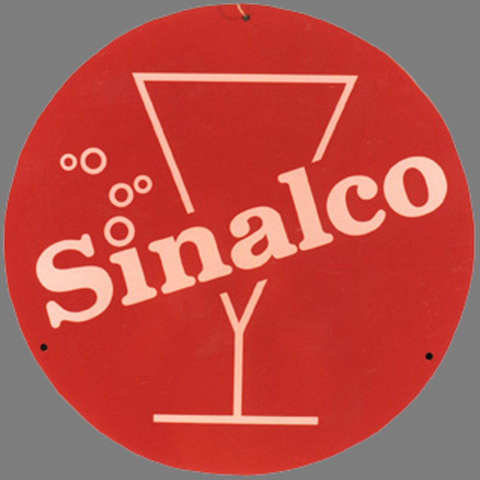 Sinalco – Affiche ancienne –  ANONYME – 1950