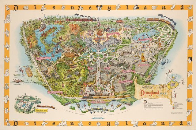 Disneyland USA, Anaheim, California