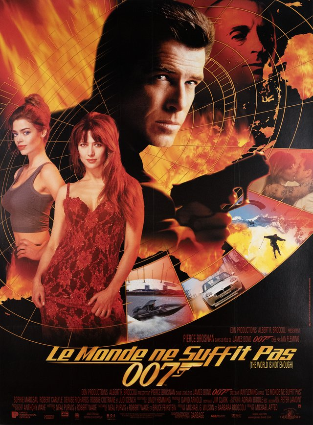 James Bond 007, Le Monde ne suffit pas
