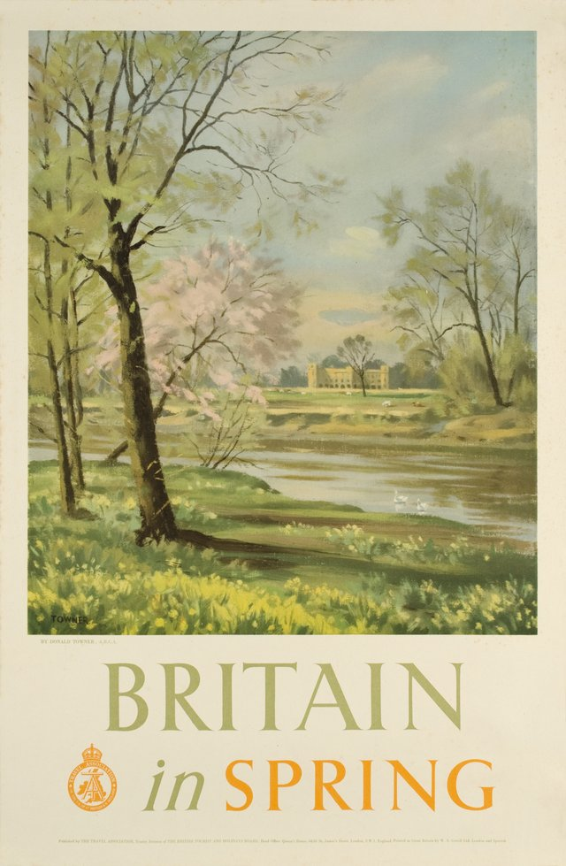 Britain in Spring