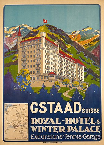 gstaad_palace_hotel_affiche_originale_poster_vintage_tourisme